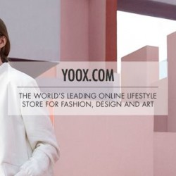 Yoox: Sign up and get 15% off Your First Order