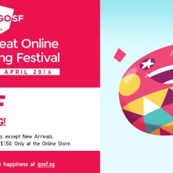 Uniqlo: The Great Online Shopping Festival 2016 Exclusive Offer