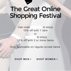 Pedro: The Great Online Shopping Festival 2016 Exclusive Offer