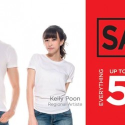 Denizen Singapore: Storewide SALE --- Everything Up to 50% Off!