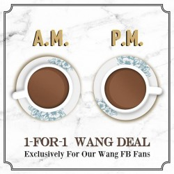 Heavenly Wang: Wednesday 1 for 1 Promotion