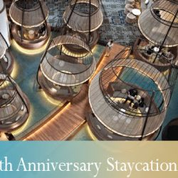 Pan Pacific: 30th Anniversary Staycation Offer with Free Upgrade of Room, Free Breakfast for 2, Dining Credits & Savings on Spa Treatments