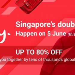 ezbuy 65eDay promotion: Shop all over the world at the comfort of your home with shipping fee at only SGD2.99!