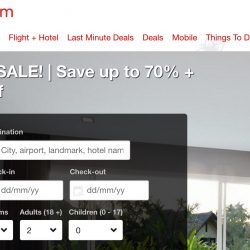 AirAsiaGo: Coupon Code for Up to 70% + Extra 8% OFF Your Hotel Booking