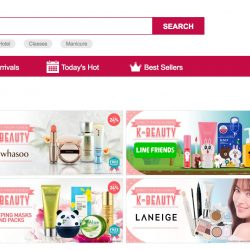 Deal.com.sg: Coupon Code for Extra 12% OFF Korean Beauty Products