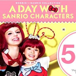 Bossini: Sanrio Collection at 50% OFF