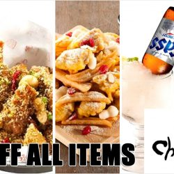 Chir Chir Singapore: 50% OFF All Menu Items at Chinatown Point