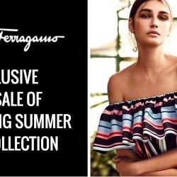 Salvatore Ferragamo: Exclusive Pre-Sale of Spring Summer 2016 Collection