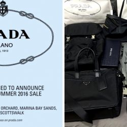 Prada: Spring/Summer 2016 Sale