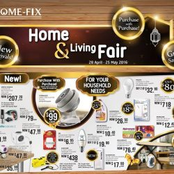 Home-Fix: Home & Living Fair