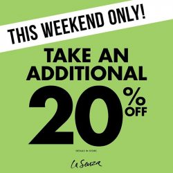 La Senza: 20% OFF Any Bra Bundle Set