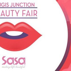 Sasa: Beauty Fair at Bugis Junction Atrium