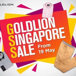 Goldlion: Great Singapore Sale 2016