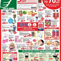 Tokyu Hands: Great Singapore Sale Promotions