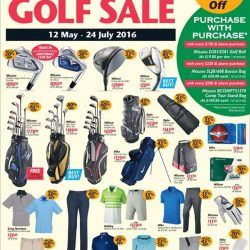 Golf House: Great Golf Sale with more than 85% OFF