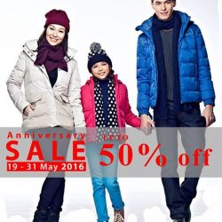 ColdWear: Anniversary Sale Up to 50% OFF Winter Apparel