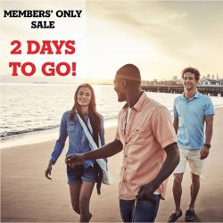 Timberland: 2 days to Members' Only Sale