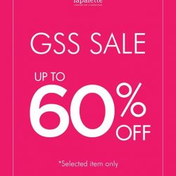 Lapalette: Great Singapore Sale up to 60% OFF