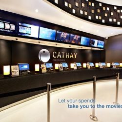 Standard Chartered Bank: Receive 10 Cathay Cineplexes movie tickets with a minimum spend of $5,000