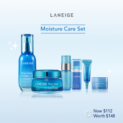 Laneige: GSS Promotional Sets