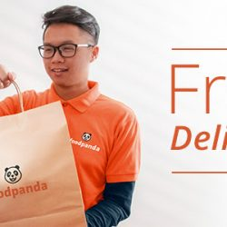 FoodPanda: Free Delivery & Coupon Code for 25% OFF via App