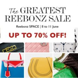 Reebonz: The Greatest Reebonz Sale Event