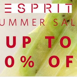 Esprit: Summer Sale Up to 50% OFF