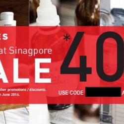 Korres: GSS 40% OFF Storewide with Promo Code Online