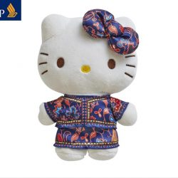 Singapore Airlines: Exclusive Singapore Girl Hello Kitty Pre-Order for KrisFlyer Members