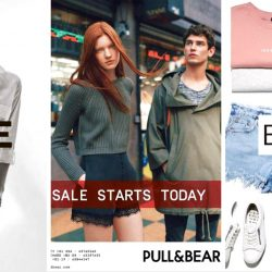 Bershka, Stradivarius, Pull & Bear Spring/Summer Sale has started!