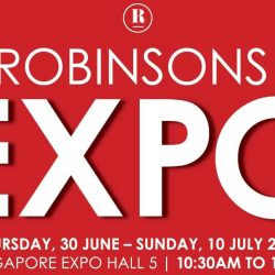 Singapore Expo: Robinsons Expo