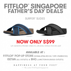 FitFlop: Father's Day Deals