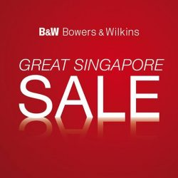 B&W Bowers & Wilkins: GSS great deals including attractive bundles, discount on special packages and free gifts