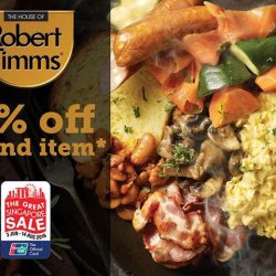 The House of Robert Timms: GSS Special 50% OFF any 2nd Item