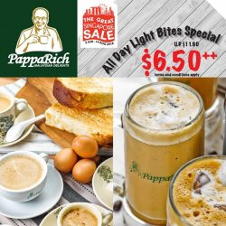 PappaRich: GSS All Day Value Meal at $6.50++