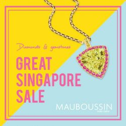 Mauboussin: GSS Past Seasons Jewellery Deals