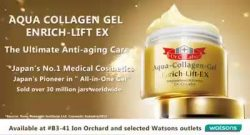 Dr.Ci:Labo: 15% off on All Dr. Ci: Labo & Labo Labo products at selected Watsons stores