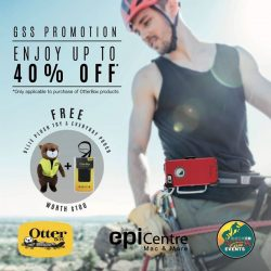 EpiCentre: Enjoy up to 40% OFF your order when you purchase any OtterBox Products