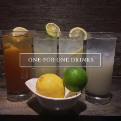 Coca: One-for-One drinks