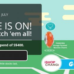 iShopChangi: Coupon Code for $30 OFF on min. $400 orders