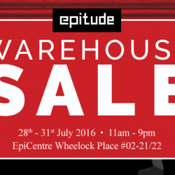 EpiCentre: Members Warehouse Sale Up to 90% OFF