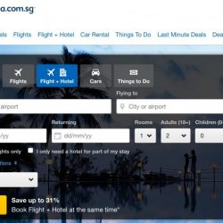 Expedia: Coupon Code for 10% OFF Hotel Booking with OCBC Cards