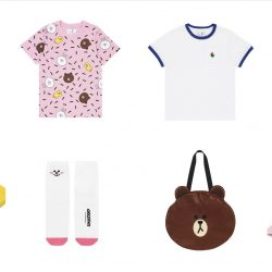 i.t Labels: NEW :CHOCOOLATE x LINE friends merchandise