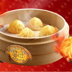 Din Tai Fung: Steamed Chilli Crab Dumplings are back & UOB cardmembers get 15% off!