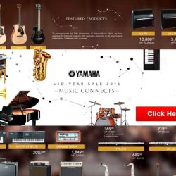 Yamaha: The Yamaha Mid-Year Sale 2016