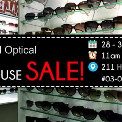 Capitol Optical: Warehouse Sale Up to 80% OFF Designer Eyewear & Sunglasses from Ray-Ban, Prada, Gucci & more
