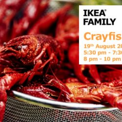 IKEA: Crayfish Buffet Party