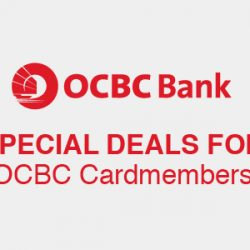 Lazada: Coupon Code for Extra 10% OFF with OCBC Card