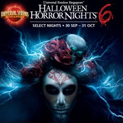 Universal Studios Singapore: Halloween Horror Nights 6
