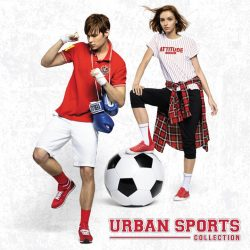 Bossini: Enjoy 20% off our National Day & Urban Sports Collection